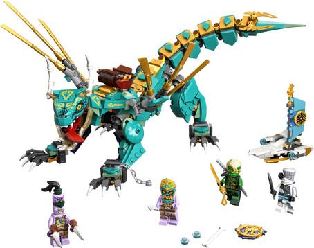 LEGO Ninjago 2021 Sets: 2nd Wave