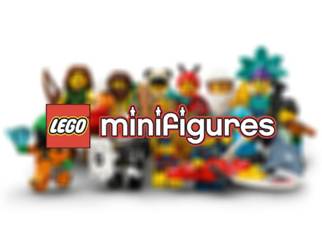 LEGO Collectible Minifigure Series 22: First Info