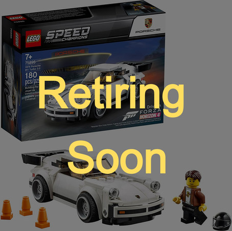 LEGO Sets Retiring in 2021: Speed Champions