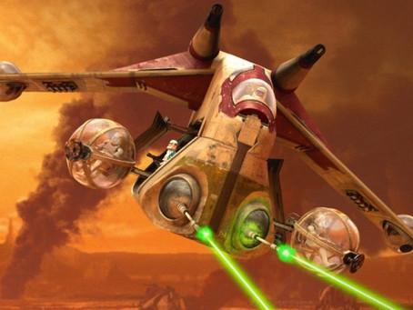 LEGO Star Wars™ UCS Republic Gunship: Announcement Coming in July
