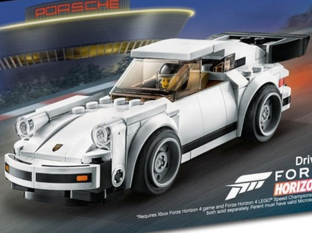 LEGO Adult Builders series (18+) Porsche 911 Rumors