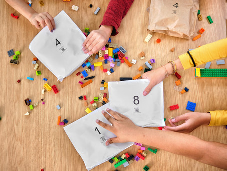 Recyclable, sustainably-sourced paper bags will be tested in LEGO boxes beginning in 2021