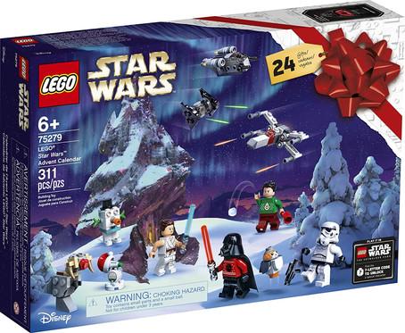 LEGO 2020 Advent Calendar Sale on Amazon