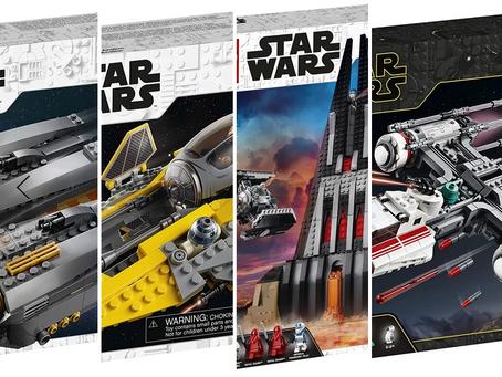 LEGO Sets Retiring in 2021: Star Wars™