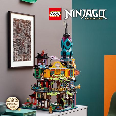 LEGO Ninjago City Gardens Official Images