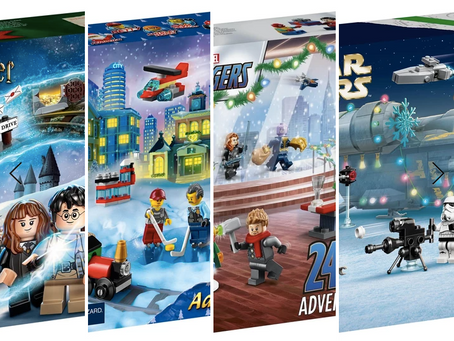 LEGO Sets Coming Soon: September Releases