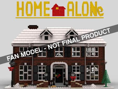 LEGO Ideas Home Alone: New Info