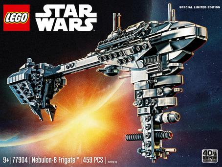 LEGO Nebulon-B Frigate Official Announcement