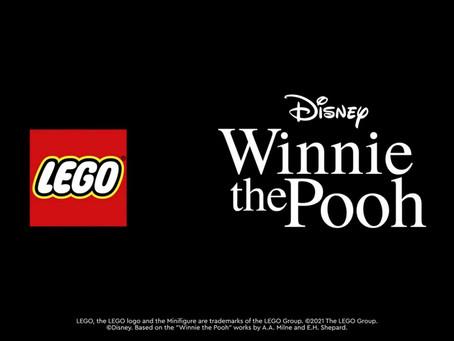 LEGO Ideas: Winnie The Pooh Teaser