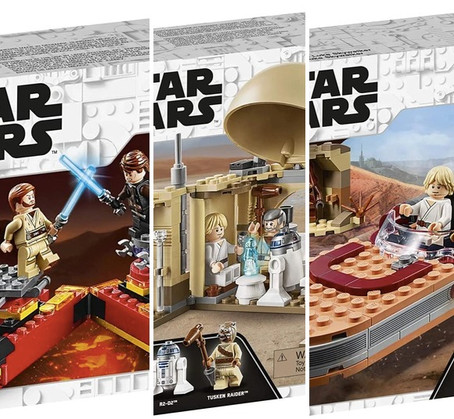 LEGO Star Wars Skywalker Adventure Pack: Will Include Retired Sets