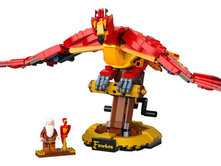 LEGO Harry Potter Summer Sets Officially Revealed and Available for Preorder