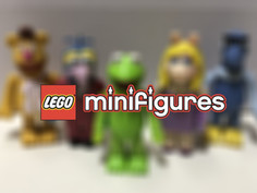 LEGO The Muppets Collectible Minifigure Series: First Info
