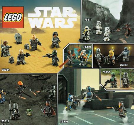 LEGO Star Wars™ 2021 Sets: More 2nd Wave Images
