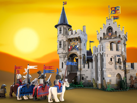 LEGO Ideas: Castle Themed Project