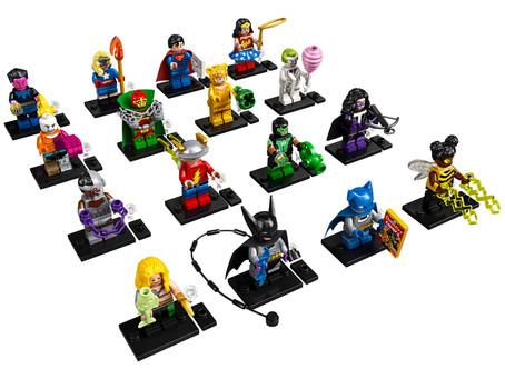 LEGO DC Minifigures Sale on Shop@Home