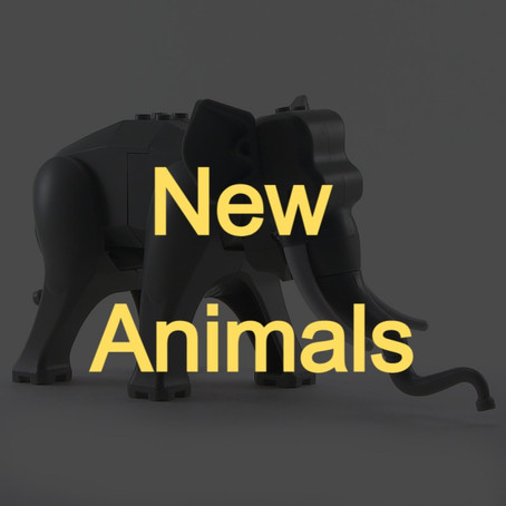 LEGO City Wildlife Rescue: New Animals for 2021