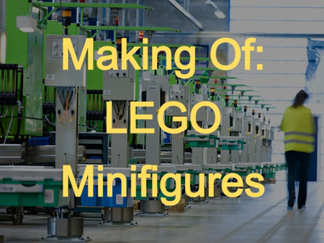 How LEGO Minifigures Are Made