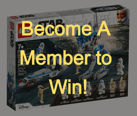 Become a Member and Enter for a Chance to Win