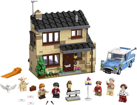 LEGO Harry Potter Sets on Sale at Amazon