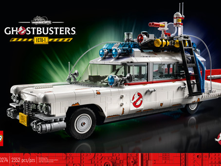 LEGO Ghostbusters ECTO-1 Available on Shop@Home