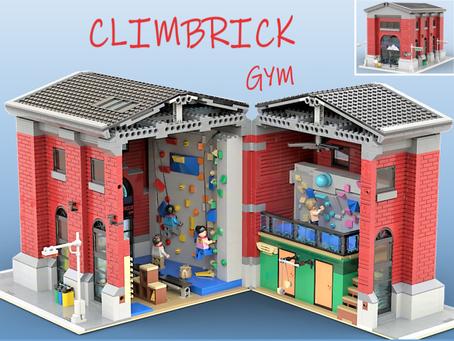 LEGO Ideas: Climbrick Gym