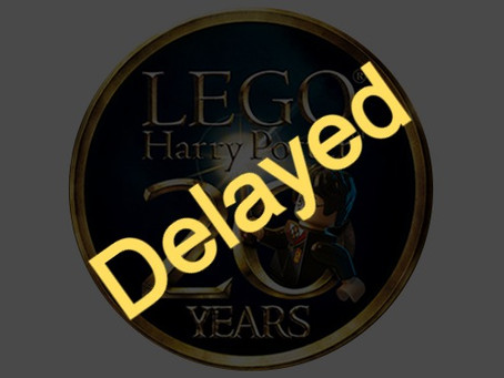 LEGO Harry Potter Summer Wave Sets: Potentially Delayed