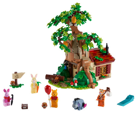 LEGO Ideas: Winnie the Pooh Officially Announced