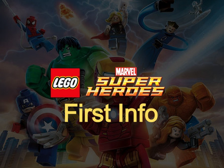 LEGO Marvel 2021 Sets: First Info