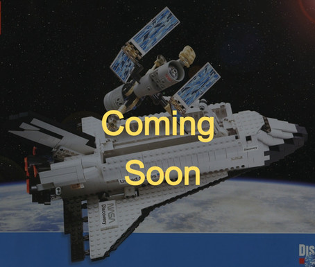 LEGO Adult Builders Series (18+) Space Shuttle: New Info