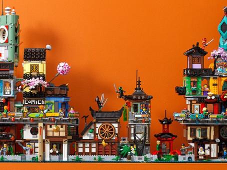 LEGO Ninjago® Legacy Sets: First Rumors