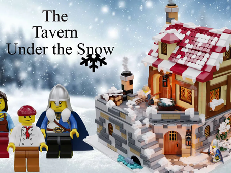 LEGO Ideas: Tavern Under the Snow Achieves 10k Supporters