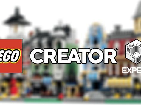 LEGO Creator Expert Modular Building 2022: First Info
