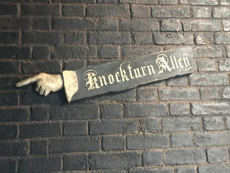 LEGO Knockturn Alley: Potential Extension to Diagon Alley