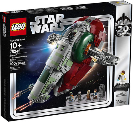 LEGO Star Wars Amazon Sales