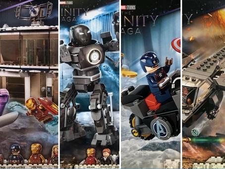 LEGO Marvel 2021 Sets: Full Info