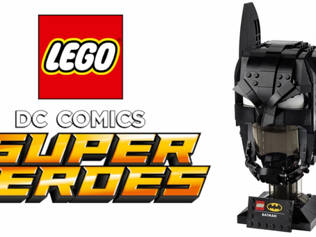 LEGO DC Comics Batman Cowl: First Look