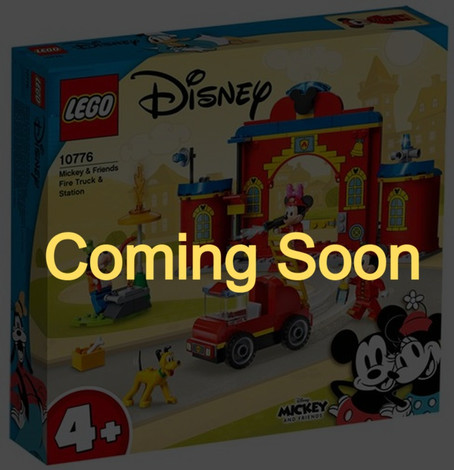 LEGO Disney Mickey and Friends: First Look