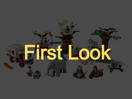 LEGO City Wildlife Rescue: First Look