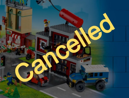 LEGO City Crook's Hideout 60278: Officially Cancelled