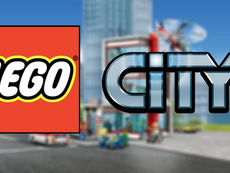 LEGO City Sets Coming in 2022