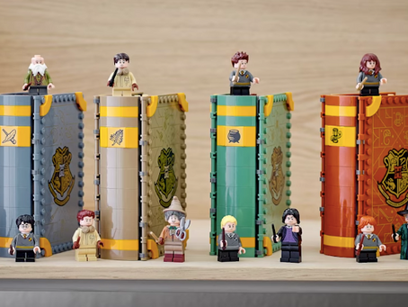 LEGO Harry Potter Hogwarts Moments Sets First Look