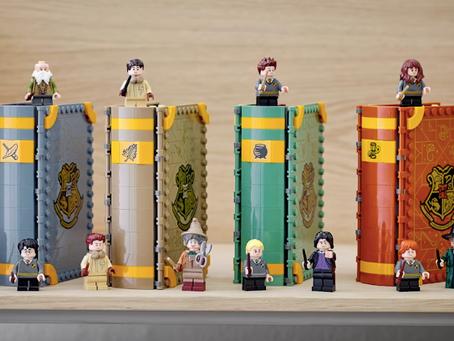LEGO Harry Potter Hogwarts Moments Sets First Look