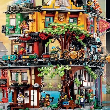 LEGO Ninjago City Gardens Info