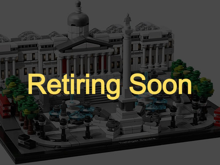 LEGO Sets Retiring in 2021: Architecture