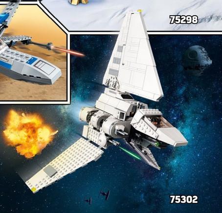 LEGO Star Wars 2021 Sets: 2nd Wave