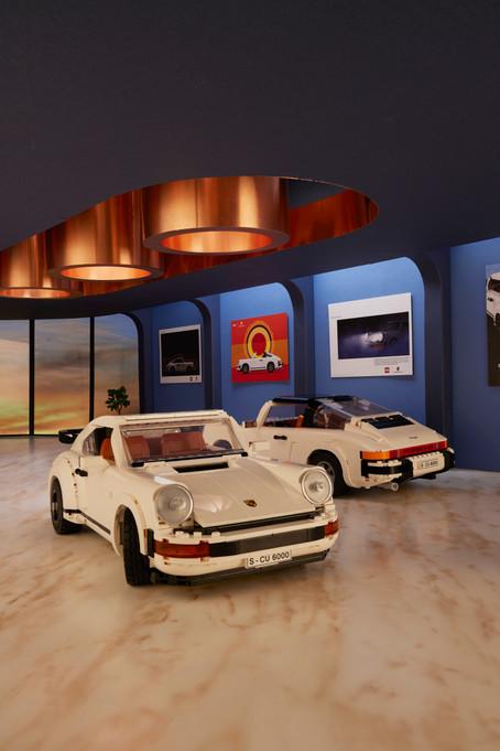 LEGO® PORSCHE 911 TURBO AND 911 TARGA Officially Announced