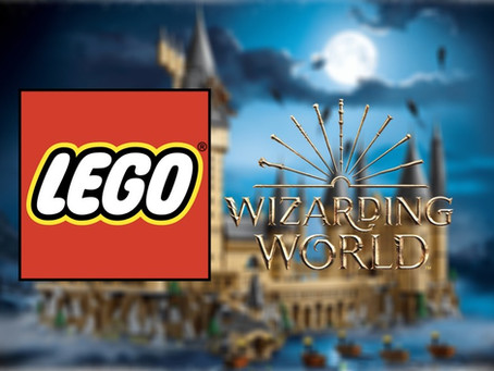 LEGO Harry Potter Sets Coming in 2022