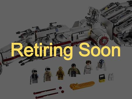 LEGO Sets Retiring Soon: Confirmed on Shop@Home