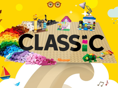 LEGO Classic Baseplates: New Plates Coming in 2022