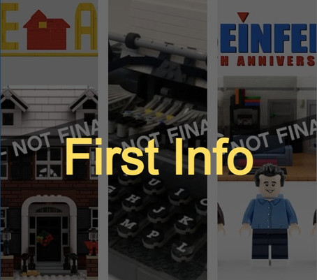LEGO Ideas 2021 Sets: First Info